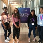 Future Leaders Shout for Diversity at 2017 Girlup Leadership Summit
