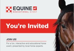 Equine Education Event