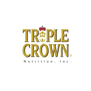 triple crown horse feed logo