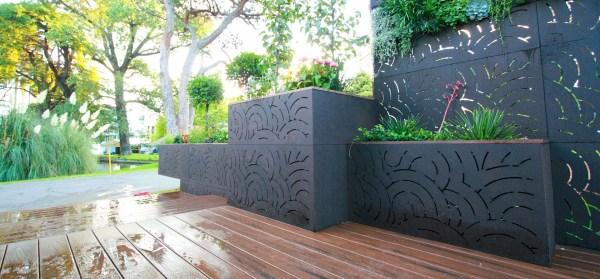 decorative outdoor environments
