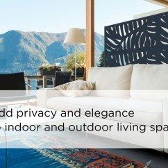 Indoor Privacy Screen Living Room Furniture Small Ideas With Sectional Sofa Modinex Screens Core Landscape Products