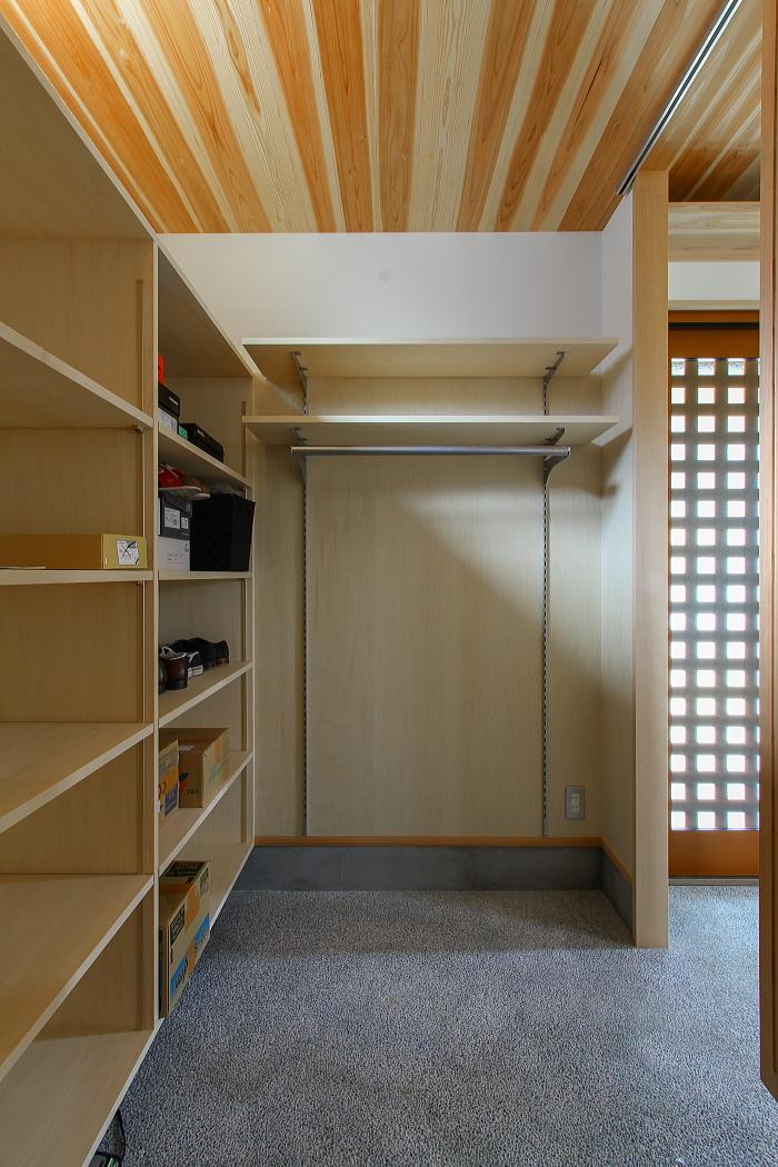 家族玄関にもなる土間収納|東福山のいえ|機能的で家事動線のいい間取りの住宅会社 コアハウス