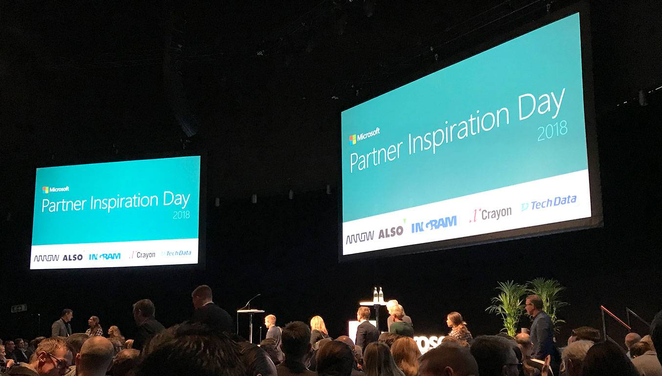 Microsoft Partner Inspiration Day