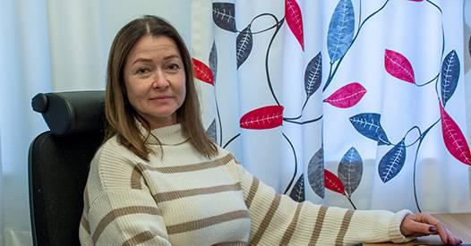 Marita Lindberg - ny konsultchef för Systemutveckling