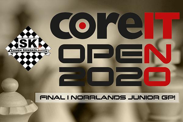 CoreIT Open - SK Örnen annons
