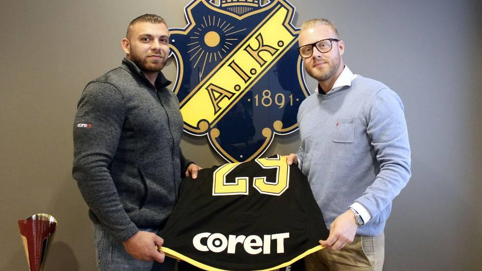 CoreIT förlänger partnerskapet med AIK Hockey
