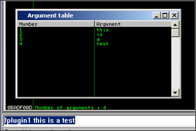 Starting to write Immunity Debugger PyCommands : my