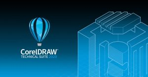 CorelDRAW Technical Suite 2020 (v22.1.0.517) Free Download