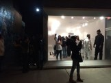 Launch Day at the OVO Store in Toronto Dec 6, 2014