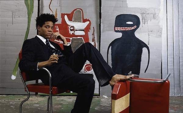 Jean-Michel Basquiat on Show at the AGO