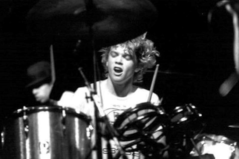 Jonathan Davies, Drummer, Kinetic Ideals