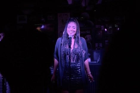 Reggae Singer Naomi Cowan