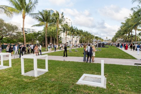 Art Basel in Miami Beach 2016. © Art Basel