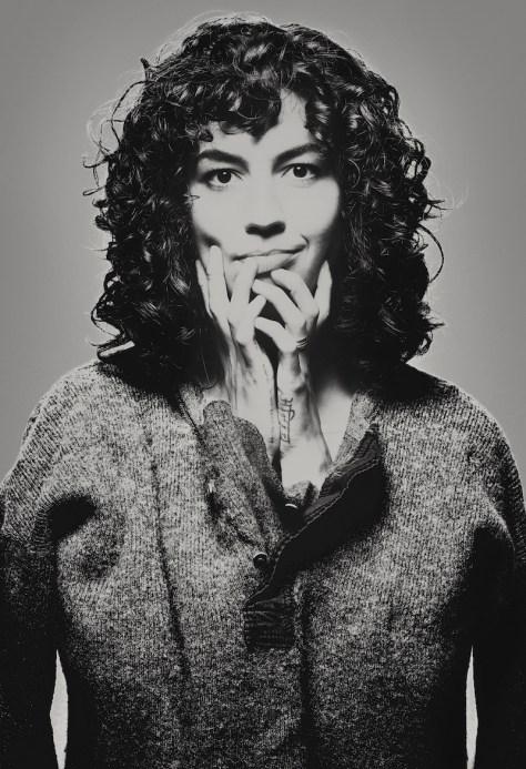Portrait for IPSEITY series. Photo: Brendan Meadows