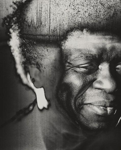 Musician Charles Bradley from IPSEITY. Photo: Brendan Meadows