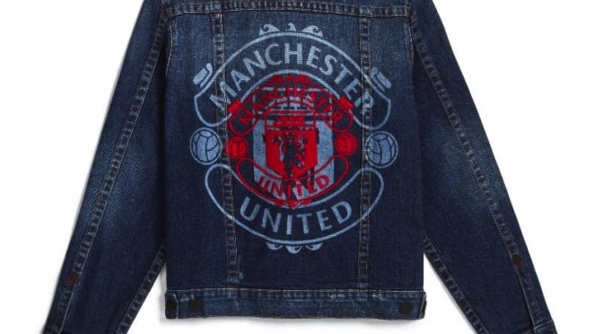Manchester United teams up with True Religion