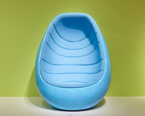 Design by Karim: Koop chair for Martela. Photo by Andre Rozon