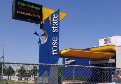 Rose State College Midwest City Oklahoma