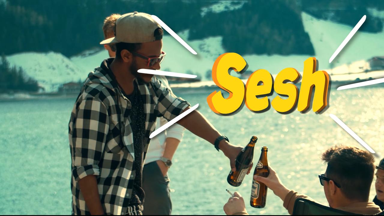 Elias Achensee Musikvideo Sesh!