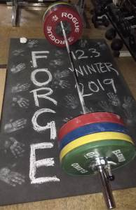 Forge Journal Winter 2019