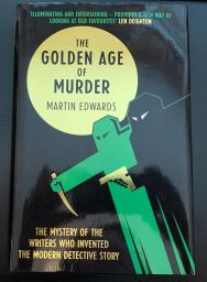 COVER OF BOOK THE GOLDEN AGE OF MURDER