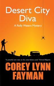 Desert City Diva Book Cover