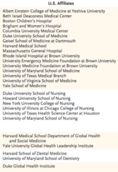 The Human Resources for Health Program Rwanda