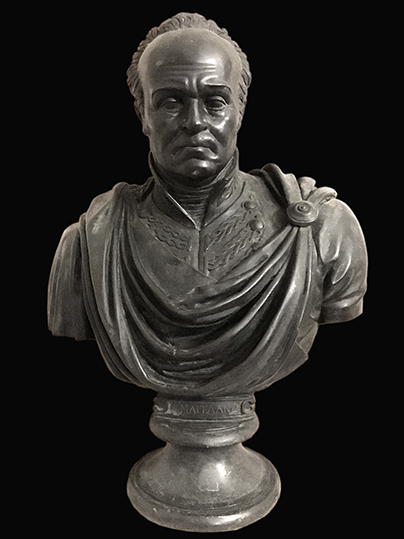Bust of Sir Thomas Maitland