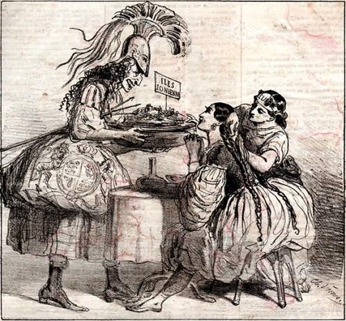 Le Charivari – News 159, 01.01.1863