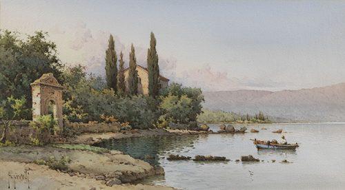Spyridon Scarvelli - Kontokali Bay, Corfu