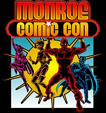 Monroe Comic Con