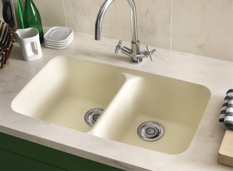 Corian for Kitchen Sinks  DuPont Corian solid surfaces
