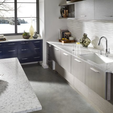 corian kitchen sinks motion faucet 厨房 - 可丽耐®石英石