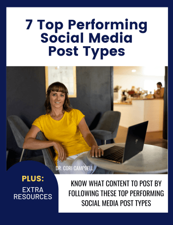 THE 7 TOP PERFORMING SOCIAL MEDIA POST TYPES