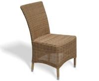 Riviera Wicker Rattan Dining Chair - Loom