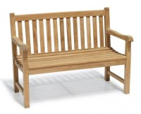 Windsor Teak 4ft Garden Bench