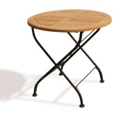 Bistro Round Table and 4 Chairs - Patio Outdoor Bistro ...
