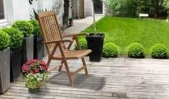 garden reclining chairs outdoor