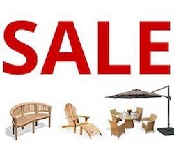 corido teak garden furniture sale