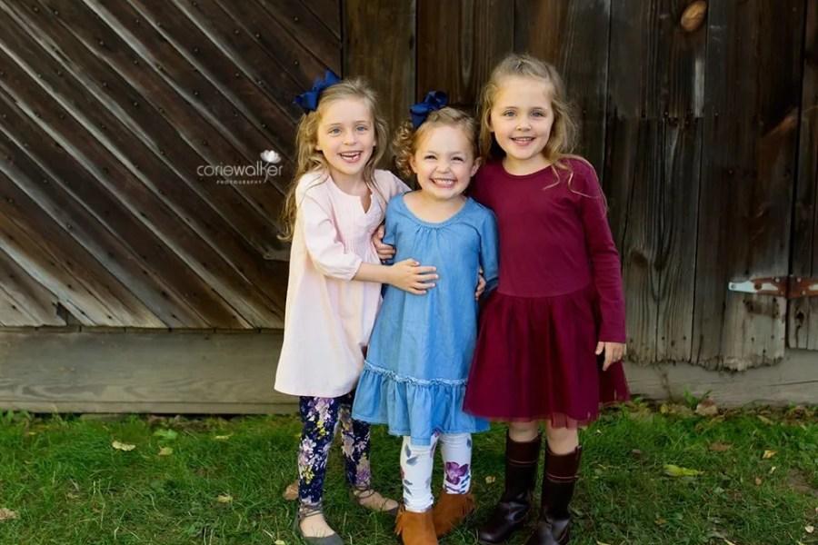 Ohio Family Photographer | Fall Minis