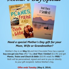 BOGO gifts for Mother's Day