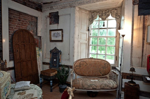 Interior - 'A Safe Room', Burton Constable Hall