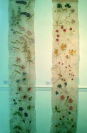 Wildflower Wall Hangings - 'Gardens and Flowers', Gallery Forty-Nine, Bridlington