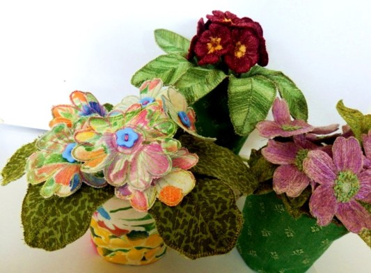 Pot Plants Detail (Jonathan Gawthorpe/Yorkshire Post)
