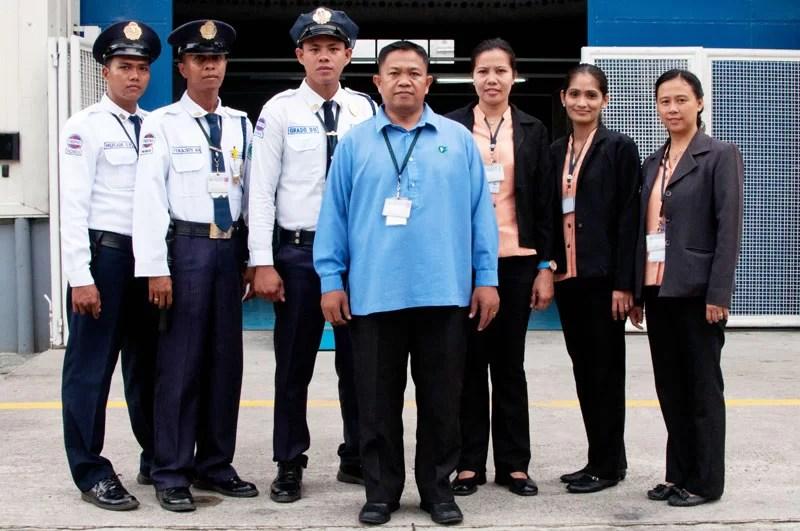 Types Security Guard Jobs