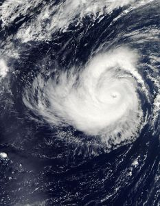 Major Hurricane Edouard