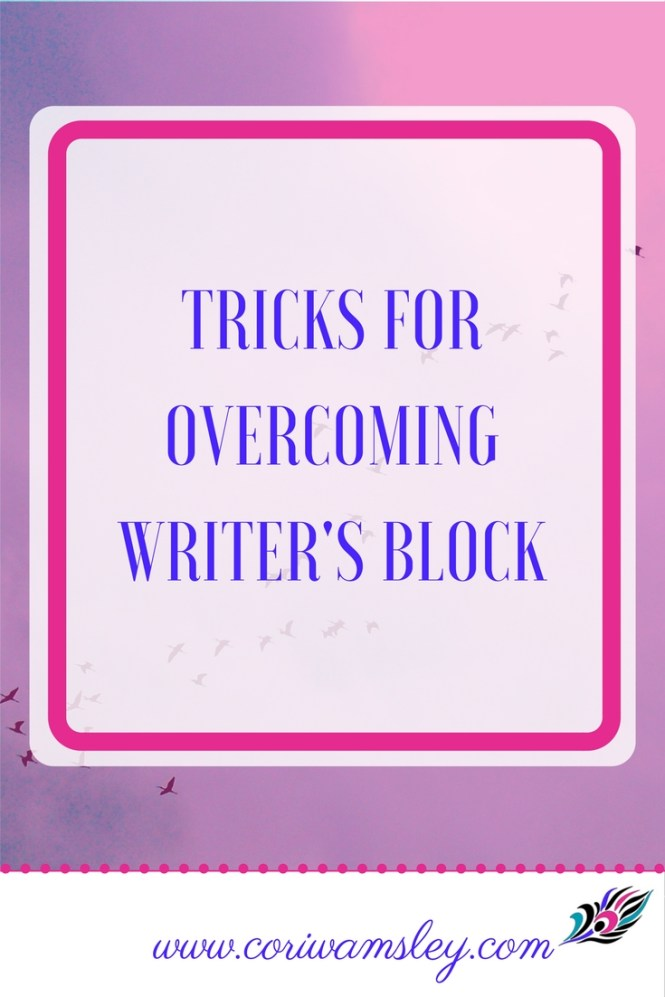 Tricks for Overcoming Writer's Block