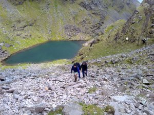 About Us Coumloughra Lake