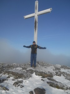 Carrauntoohil Cross