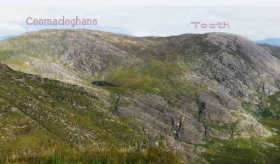 Coomacloghane & Tooth Mountain